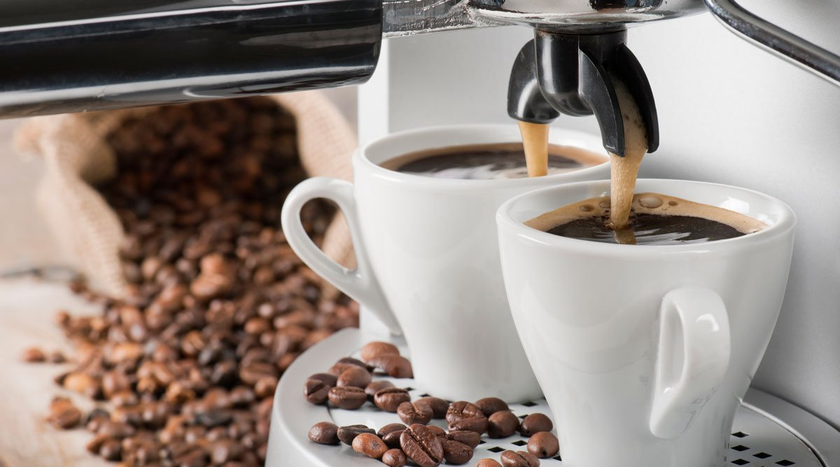 Denby Coffee Machine